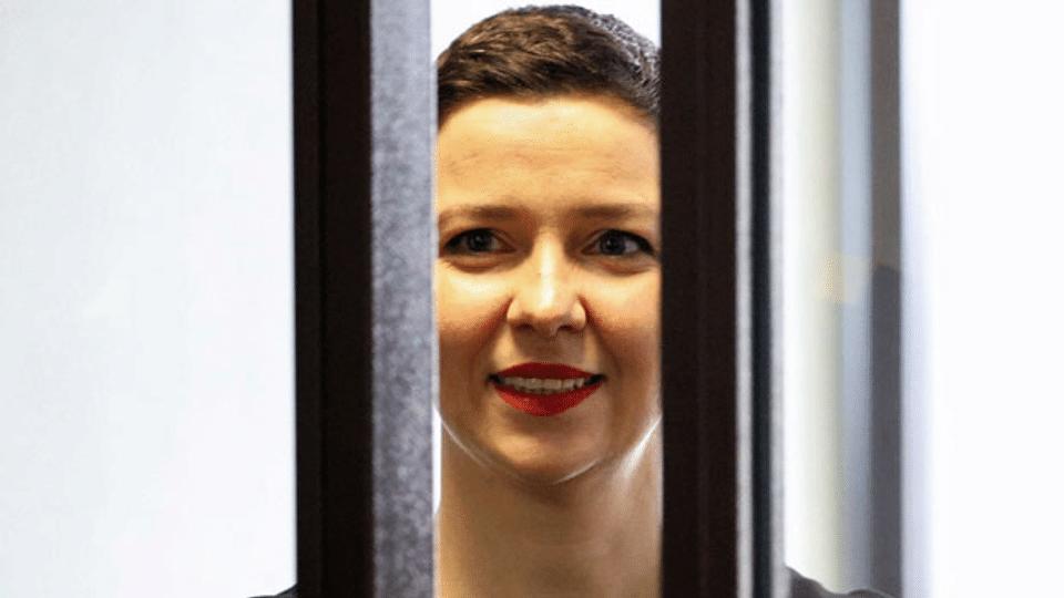 Belarus: 11 Jahre Haft für Widerstandskämpferin