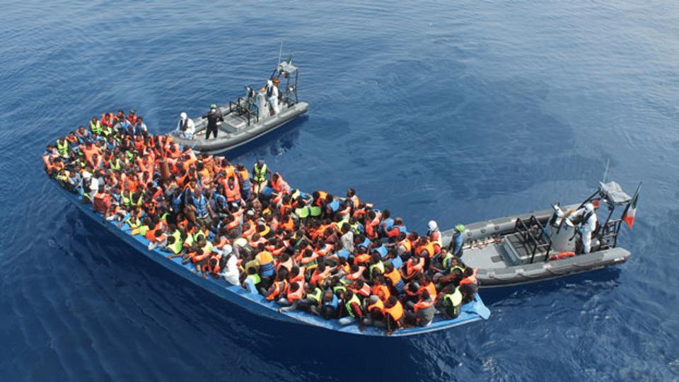 EU bei Rückführungen von Migranten ineffizient