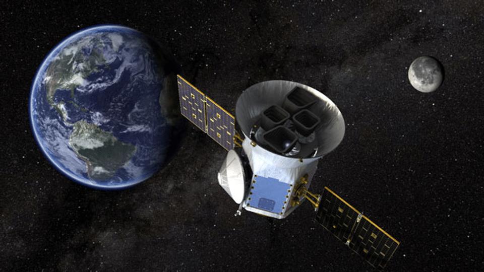 Besorgniserregende Zunahme von Weltraumschrott