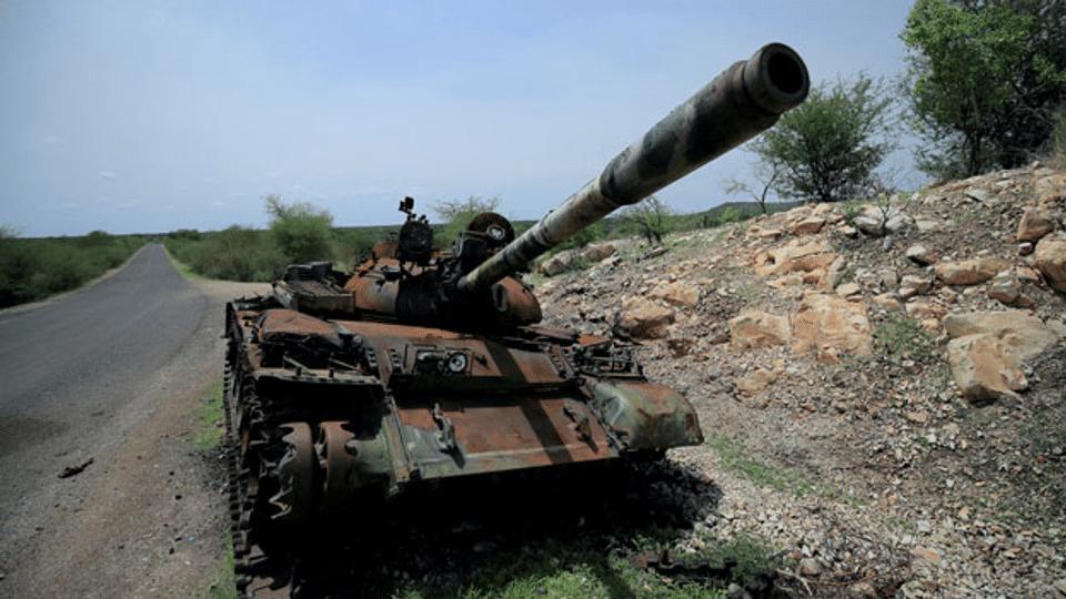Bewaffnen sich Tigray-Kämpfer in Sudan?