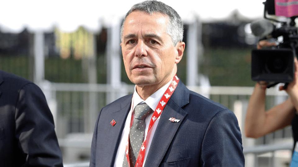 Ignazio Cassis: «Schweizer Kandidatur für Uno-Sicherheitsrat ist auf guten Wegen»