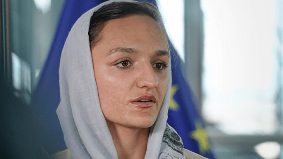 Zarifa Ghafari: «Wir wollen dieselben Rechte, wie sie Frauen in anderen muslimischen Ländern haben»