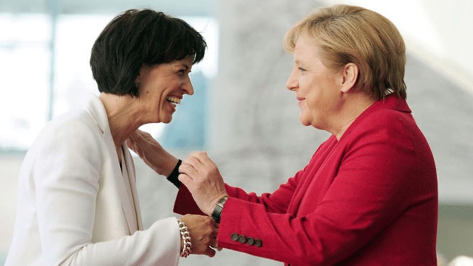 Gedanken über die deutsch-schweizerische Freundschaft