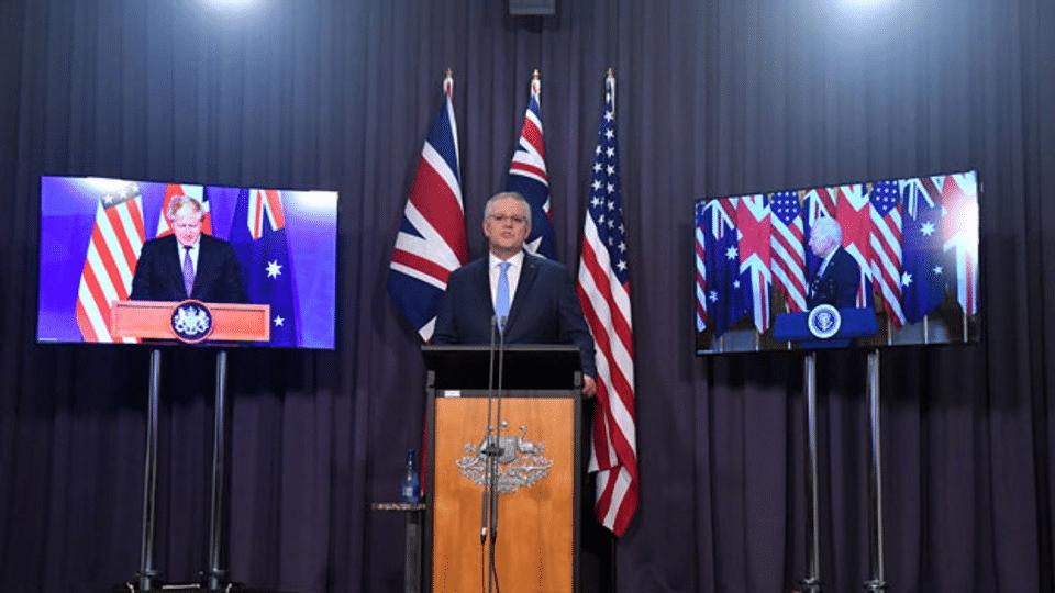 Sicherheitsallianz «Aukus» gibt auch in Australien zu reden