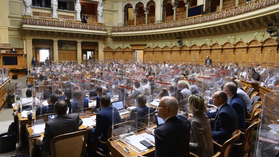 Nationalrat versenkt weitere Steuersenkungsvorlage