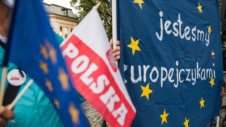 Polens Verfassungsgericht tut sich schwer mit Urteilsfindung