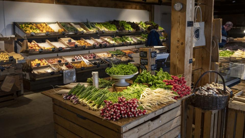 Aufwärtstrend bei Einkommen der Schweizer Bauern unterbrochen