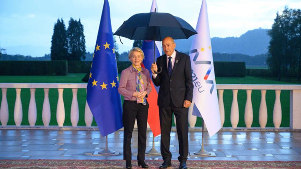 Die EU hält Balkan-Länder in der Warteschleife