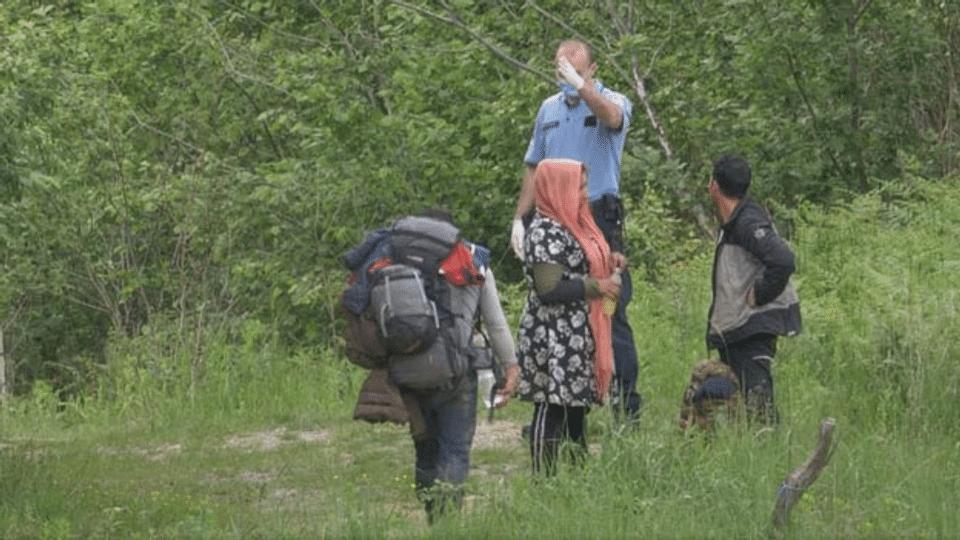 «Pushbacks» in Kroatien: Worum geht es?