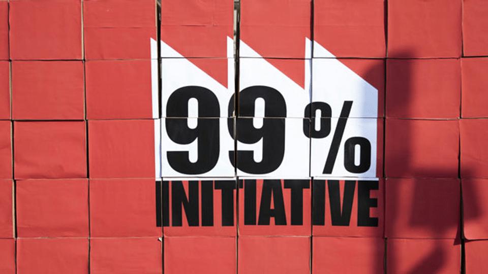 Teil der SP lehnt 99-Prozent-Initiative ab