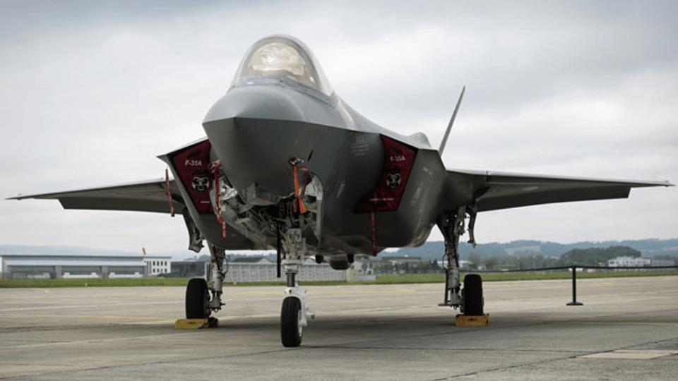 In Emmen regt sich Widerstand gegen den F-35