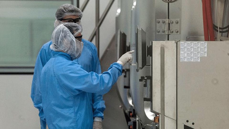 Besuch bei den Virenjägern
