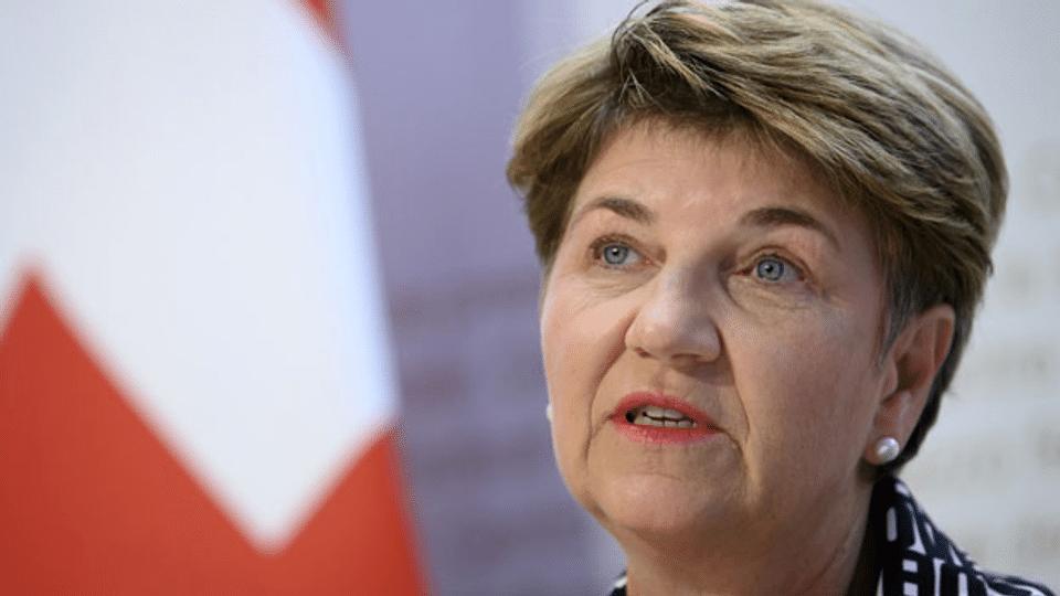 Viola Amherd: Wieso braucht die Schweiz einen Tarnkappen-Jet?