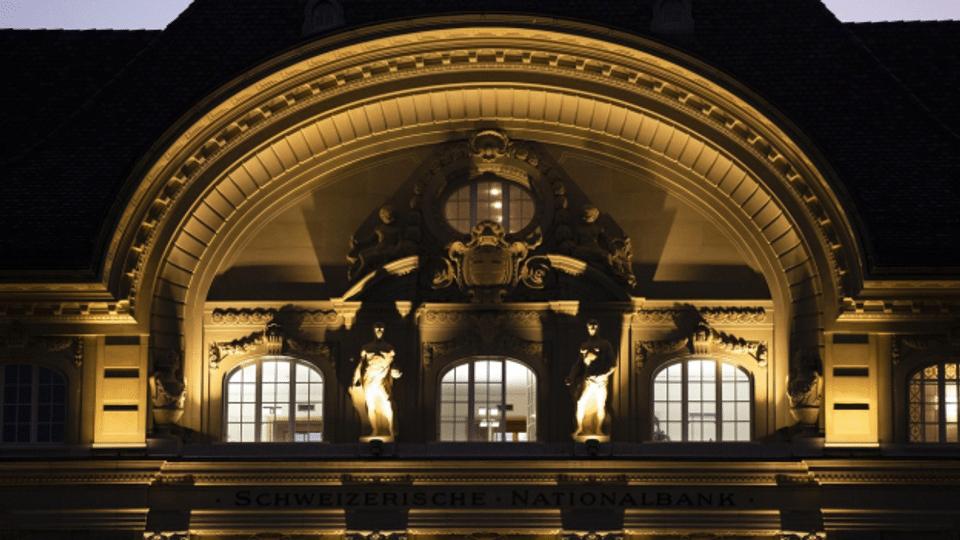 Schweizerische Nationalbank: Wirtschaft wird weiter unterstützt