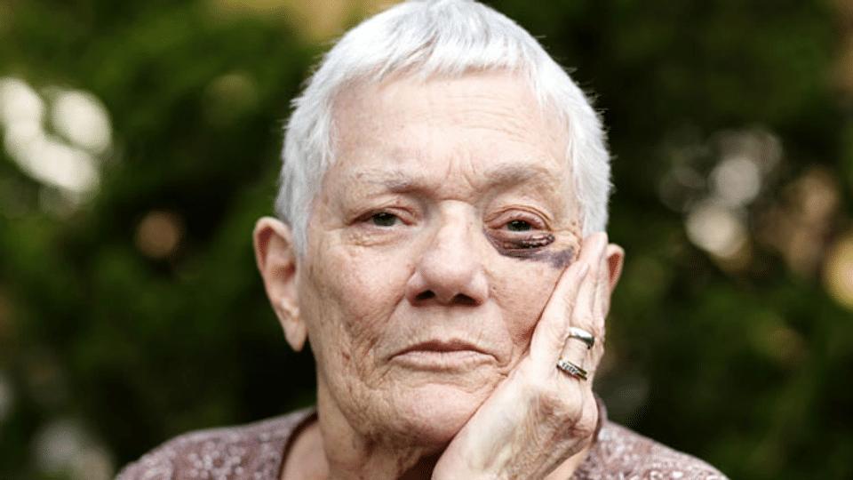 Stark zunehmende Gewalt gegen alte Menschen