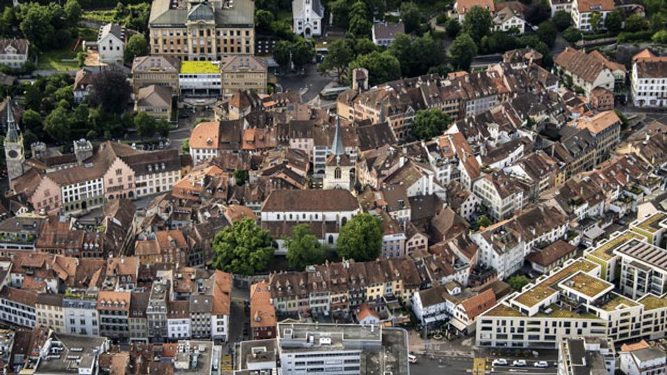 Der Begriff «Stadt» und seine drei Dimensionen