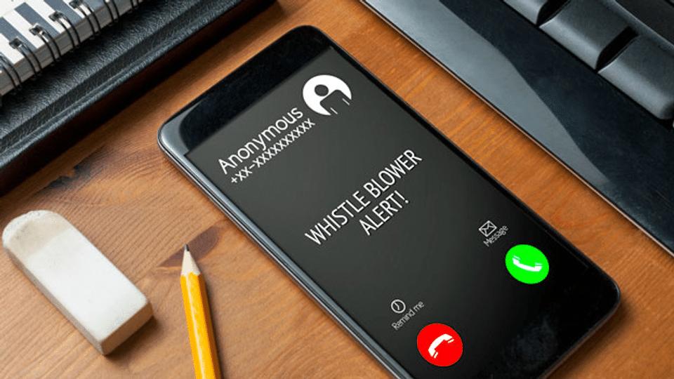 Whistleblowing ist auch im Interesse der Unternehmen