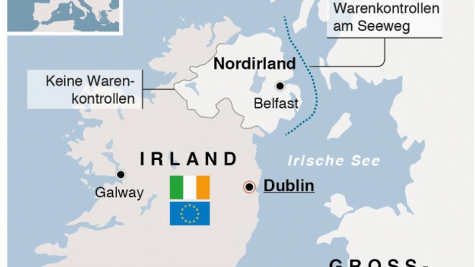 Umgang mit Nordirland – der heikle Punkt beim Brexit