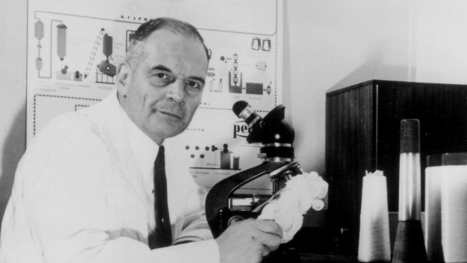 Heute vor 81 Jahren: Das Nylon der Nazis - Perlon wird erfunden