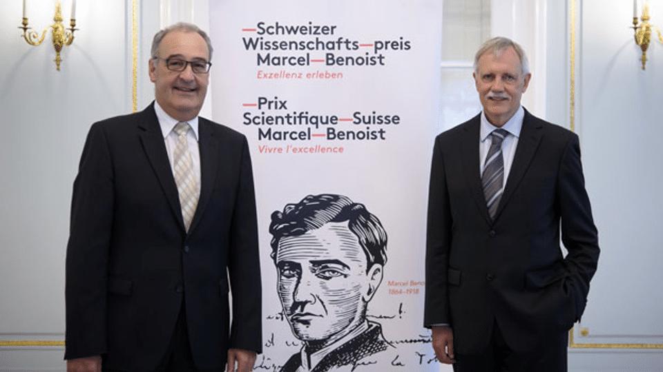 Wissenschaftspreis für Systembiologen