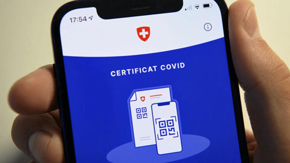 Verwirrung um Gültigkeitsdauer des Covid-Zertifikates