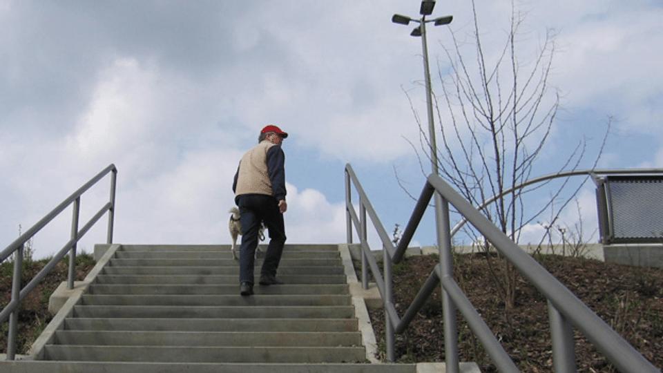 Mit Urban Fit sportlich durch die Stadt