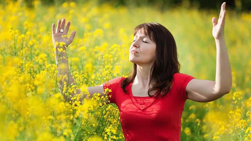 Atemtherapie - vom bewussten gesunden Atmen