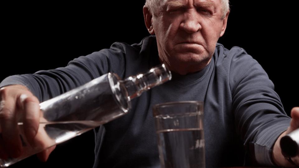 Alkoholsucht ist vererbbar