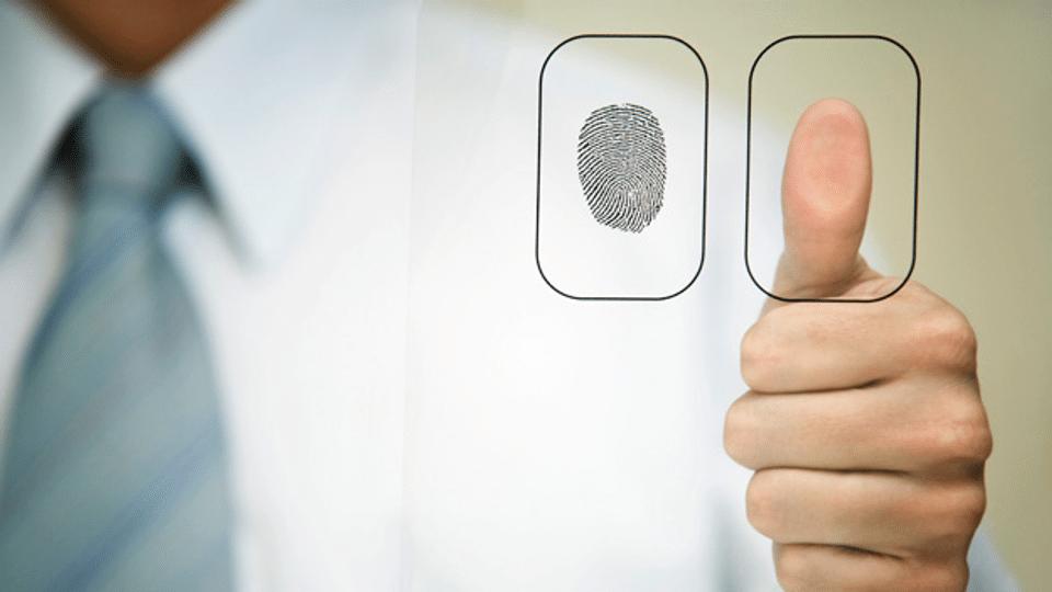 Können sich Fingerabdrücke verändern?